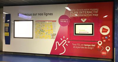 borne-interactive-tcl-metro-lyon