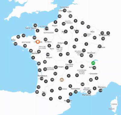 clusters-carte-touristique-nationale-interactive
